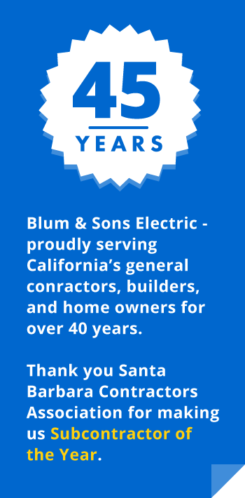 Santa Barbara Subcontractor of the Year